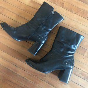 Harley Davidson Calf Height Boots